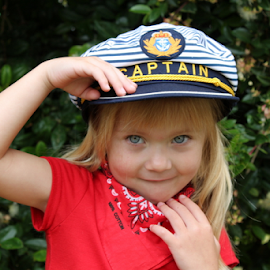 Ahoy Captain ...  by Desiree Havenga - Babies & Children Children Candids