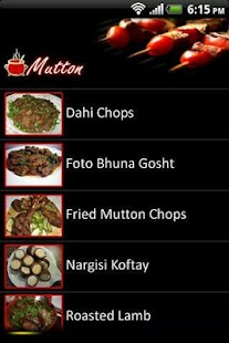 Ramzan Recipe - screenshot