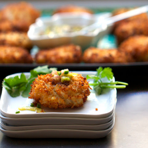 ROYAL THAI CRAB CAKES