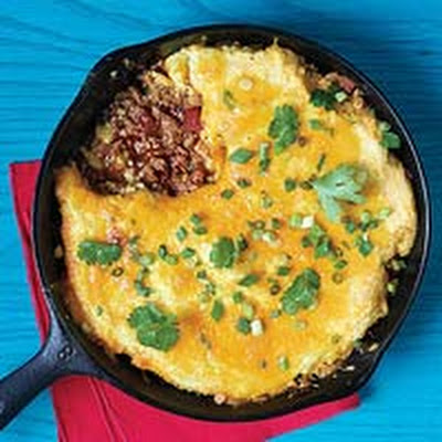 Pork Lovers Tamale Pie