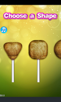 Screenshot of Make Cake Pops! - Free