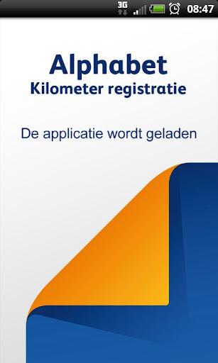 Alphabet KM Registratie