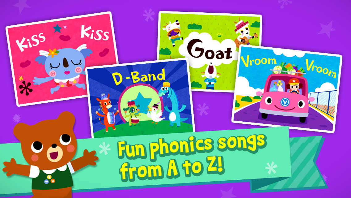 ABC Phonics Screenshot 17