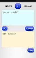 Screenshot of ITALIAN TRANSLATOR
