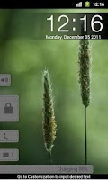 Screenshot of Pull Smoke - MagicLockerTheme