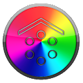 App Smart Launcher theme rainbow APK for Kindle