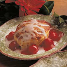 Cherry Cinnamon Cobbler Recipe
