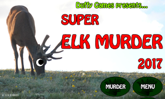Screenshot of Super Elk Murder 2017