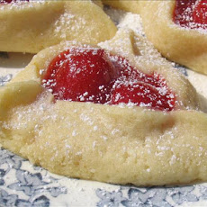 The Best Ever Cherry Hamentashen