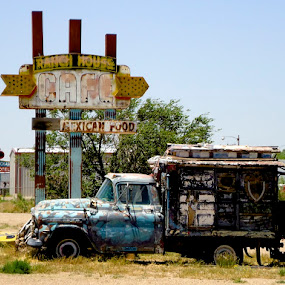 Route 66 history by Kimberly Oegerle - Transportation Automobiles (  )