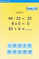 Screenshot of คณิตคิดเร็ว ป.4