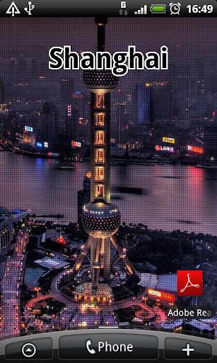 【免費個人化App】Big City Live Wallpaper Lite-APP點子