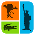 Game Guess the Shadow! ~ Logo Quiz apk for kindle fire