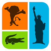 Download Guess the Shadow! ~ Logo Quiz APK on PC