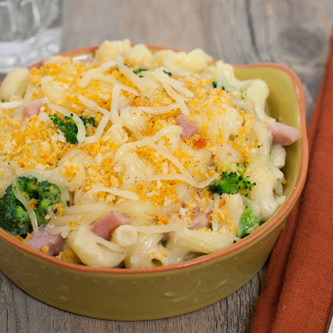 Ham, Broccoli and Swiss Casserole