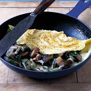 Low Calorie Mushroom Omelette Recipes