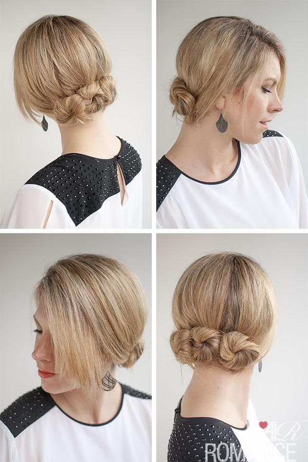 How To Make A Bun  Your Daily Dance