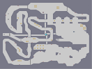 Thumbnail of the map 'Bent World, Bent Route'