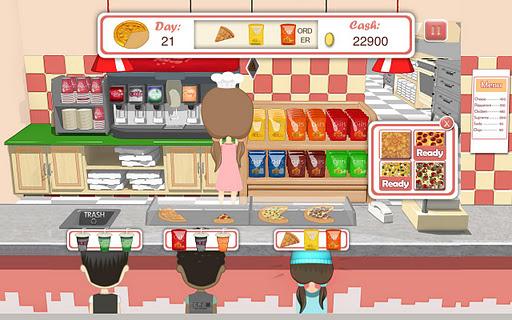 【免費街機App】NyNy♥ Pizza Express-APP點子