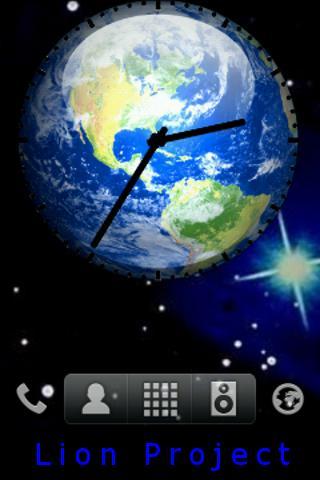 地球上的時鐘