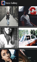 Screenshot of Vsco Viewer