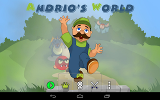 Screenshot of Andrio's World (Free)