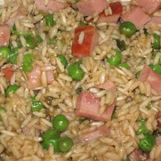Microwave Fried Rice
