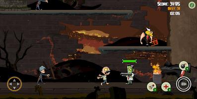 Screenshot of Zombie Safari 1.0