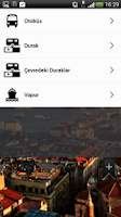 Screenshot of İstanbul Ulaşım