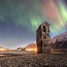 Gold in the making by Adam Taylor - Buildings & Architecture Public & Historical ( pumphouse, alaska, juneau, gold, onlyinalaska )
