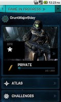 Screenshot of Halo Waypoint for Halo: Reach