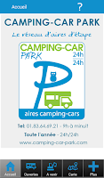 Screenshot of CAMPING CAR PARK