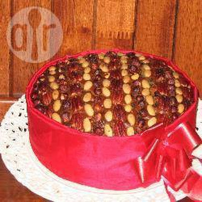 Ultimate Christmas Fruit Cake