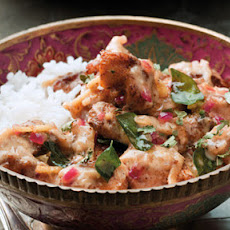 Coconut And Ginger Chicken Stir-fry
