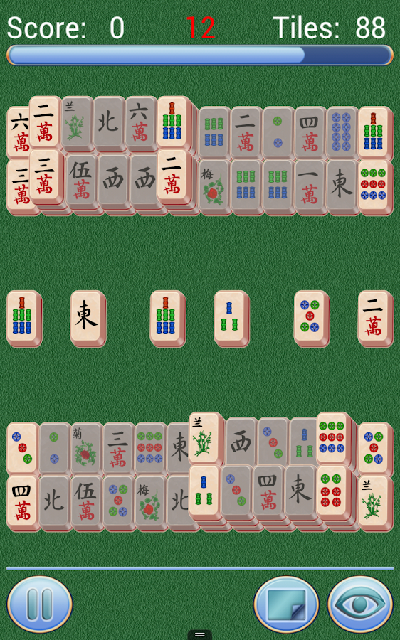 Mahjong 3 (Full) Screenshot 3