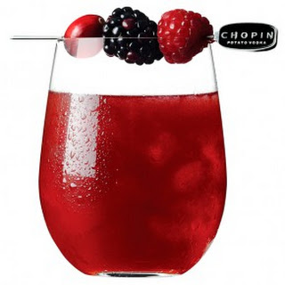 Chopin Red Wine