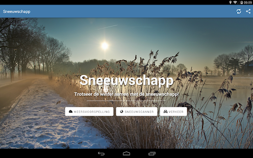 Sneeuwschapp - screenshot