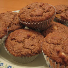 Healthy Multigrain Muffins