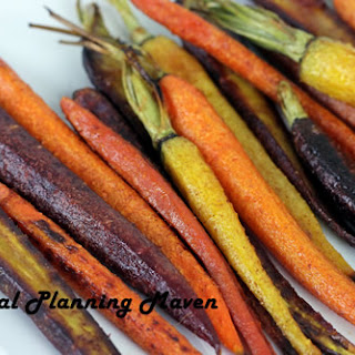 Roasted Moroccan-Spiced Carrots