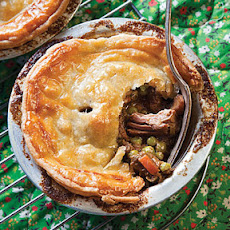 Steak and Stilton Pies