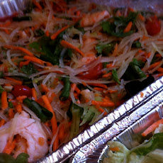 Som Tum (Green Papaya Salad)
