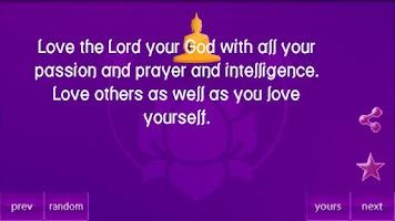 Screenshot of Buddha Quotes Plus