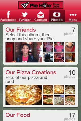 【免費生活App】Pie Hole Pizza Joint-APP點子