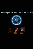 Screenshot of Horoscopes & Future Games Live