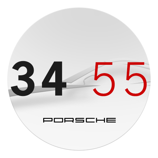 Porsche Watch Face