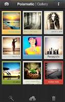 Screenshot of Polamatic by Polaroid™