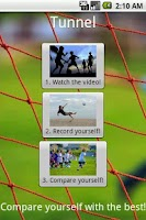Screenshot of Learning Football