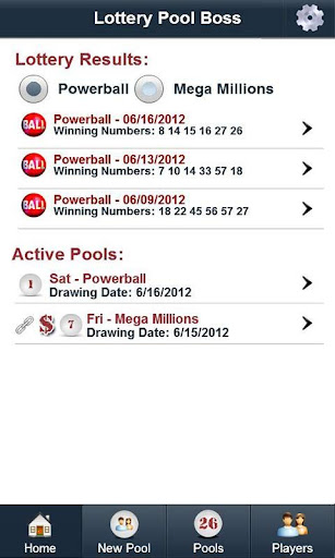 Lottery Pool Boss