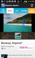 Screenshot of Manila Philippine Travel Guide