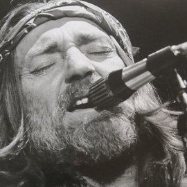 Willie by Howard Skaggs - People Portraits of Men (  )